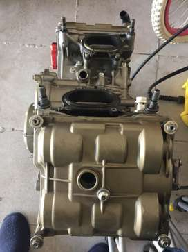 Ducati 1199 Panigale S Engine stripping for parts