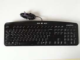 Wired Keyboard in working condition. R199. I am in Orange Grove.