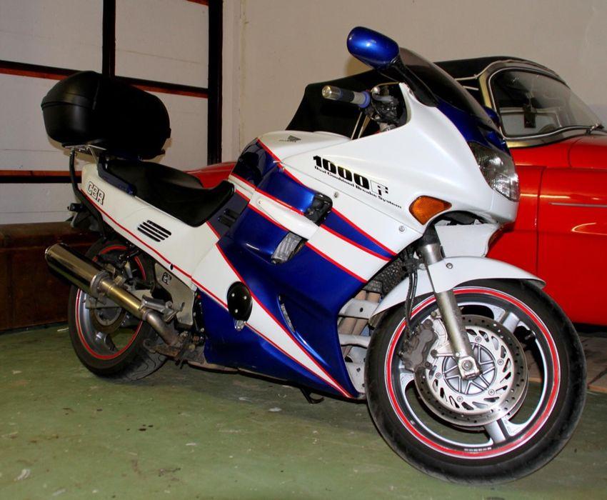 Honda cbr 1000 f 0