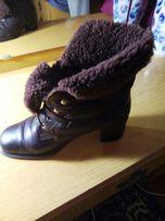 Ботинки - ботильёны