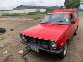 NISSAN 1400-STRIPPING FOR SPARES