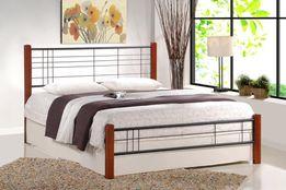 Przepiękne łóżko VIERA - nowość w ofercie - polecamy