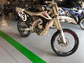 2012Yamaha YZ 450F for sale mint condtition - papers in order