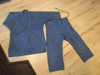 Синее кимоно Matsa (Пакистан). р.170