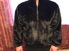 Мужская Норковая Куртка Шуба двусторонняя