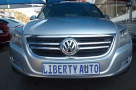2010 #Vw Tiguan 2.0TDI 125KW AWD Track & Field 4Motion Liberty Auto