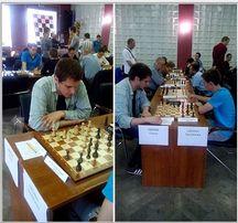Заняття з шахів/занятия по шахматам, тренер (також і через skype)
