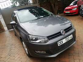 2013 polo 1.4,with only 85000km