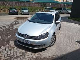 VW golf VI 1.4 Comfortline sunroof