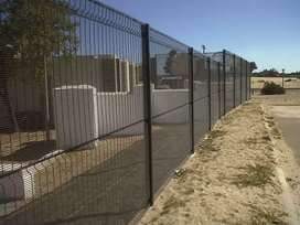 Clearview fence and gates