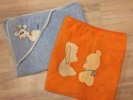 Детский плед одеяло двухсторонний рваная махра от 0+