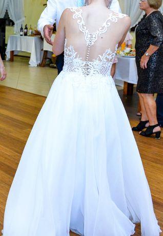 Suknia ślubna Chełm - image 7