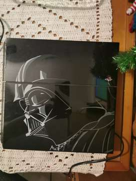 PS4 1TB Star Wars Limited Edition Console, games, controllers