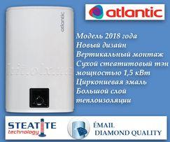 Atlantic Steatite Cube- экономный бойлер премиум класса с сухим теном
