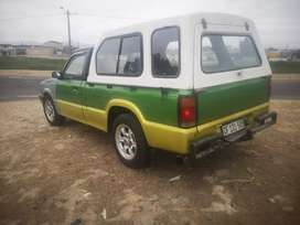 Ford Courier up for grabs