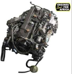 Toyota Quantum/Hilux 3.0 D4D 1KD Engine Used For Sale.