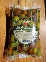 Оливки МІX в пакетах 500гр(опт)