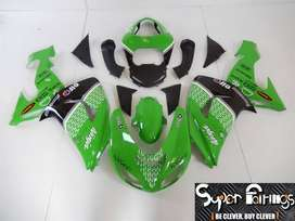 Super Fairings Aftermarket Fairing Kits 06-07 KAWASAKI NINJA ZX10R