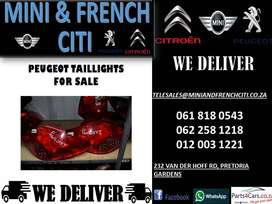 PEUGEOT TAILLIGHTS FOR SALE