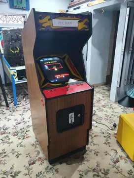 Original PAC MAN MACHINE REFURBISH