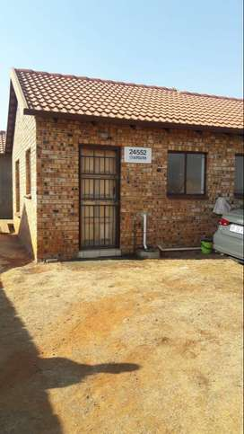 4 Room House for Rent(Protea Glen Ext 27)