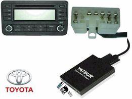 MP3 USB SD AUX адаптер Yatour для Toyota Lexus 1998-2004