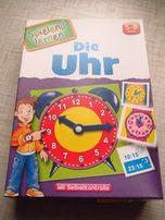 Новая настольная немецкая игра Die Uhr mit Selbstkontrolle