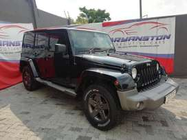 2015 Jeep Wrangler Unlimited 2.8 Crd Sahara At