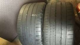 Two tyres size 295/30/20 Michael normal now available