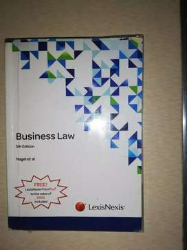 Business law 5th edition