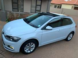 2019Volkswagen Polo 1.0 TSI Comfortline With Panoramic Sunroof