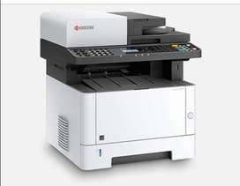 Kyocera 4-in-1 Copier, Scanner, Printer and Faxd
