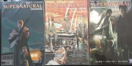 Supernatural TPB Collection.