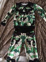 костюм женский комуфляж