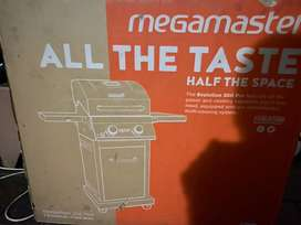 Megamaster all the taste half the space