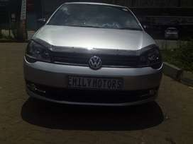 2014 Vw polo vivo 1.6 engine