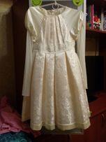 Нарядное платье, 116 см