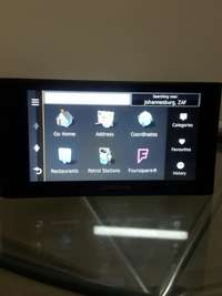 Image of Garmin Nuvicam LMT GPS device for sale. R2700