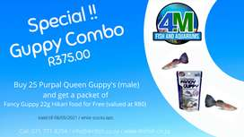Guppy Combo Special