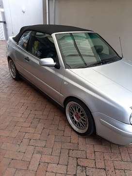 Golf 4 convertible for sale