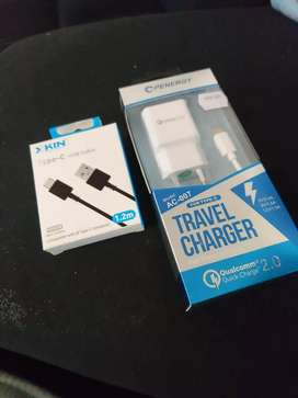 HIGH QUALITY USB CABLES FOR ALL PHONES / CHARGERS TOO