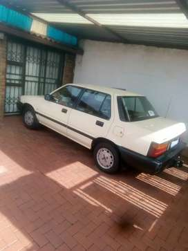 Urgently selling my Honda ballade 130