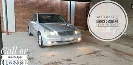 2001 Mercedes Benz C200 Kompressor