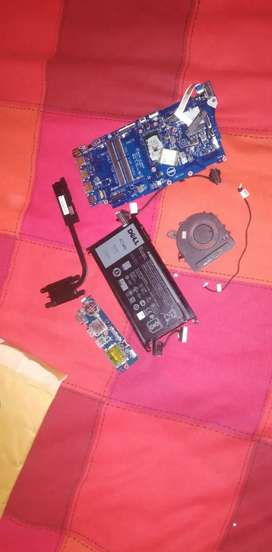 Dell laptop motherboard, I'm looking for the cover or buy it