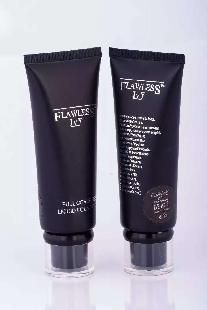 Flawless ivy tube foundation 0