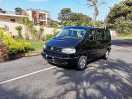 2002 VW caravelle 2.5 TDI highline automatic - low mileage