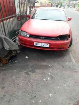 Toyota camry stripping