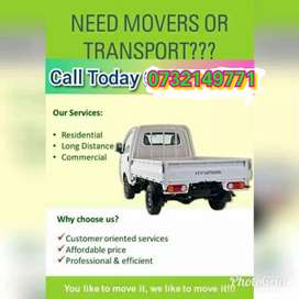 SHORT AND LONG DISTANCES FURNITURE REMOVALS