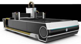 Машина станок стол лазерной резки оптоволоконный лазер 500..2000Вт