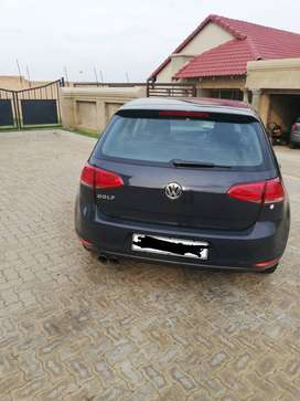 Mint Golf 7 1.4 tsi 2013 up for grabs
